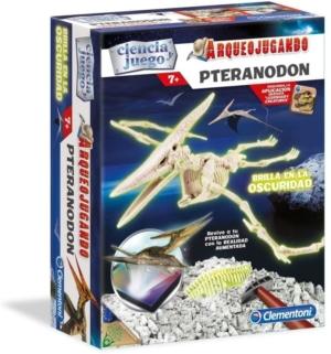clementoni – arqueojugando pteranodon 55153.8