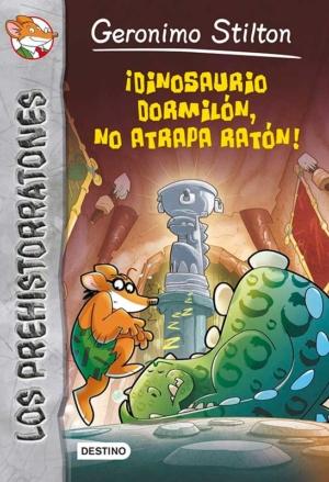 los prehistorratones 7. ¡dinosaurio dormilon no atrapa raton