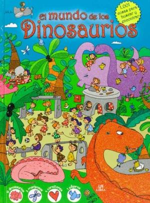 mundo de los dinosaurios el. 1001 cosas para buscar y encontrar