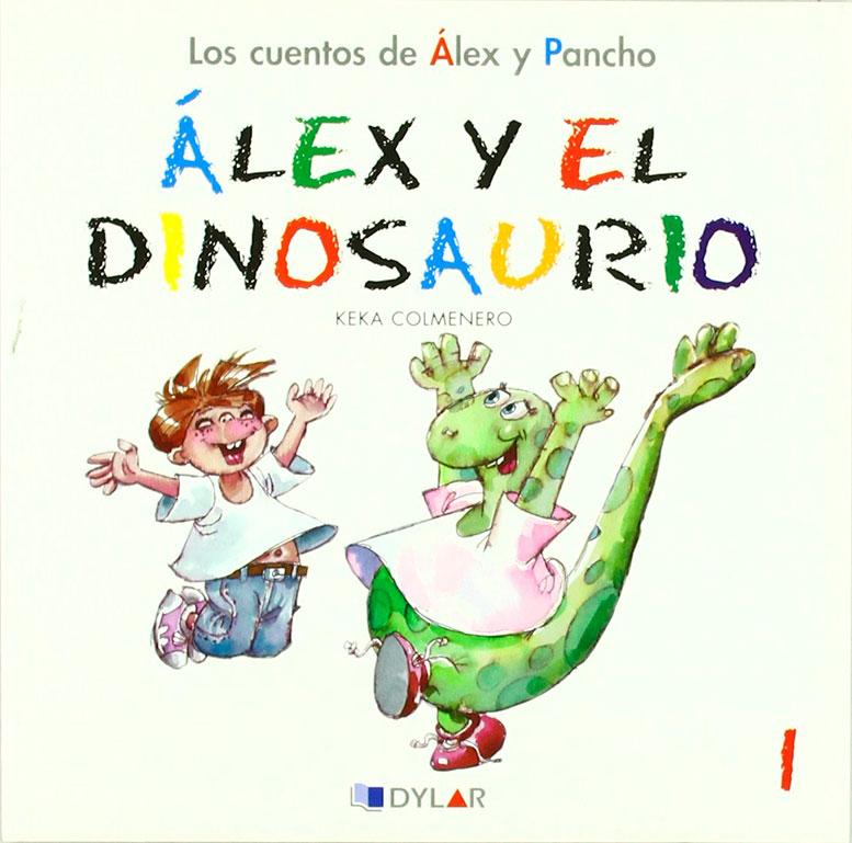 alex y el dinosaurio.
