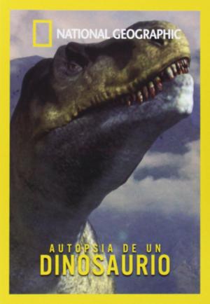 autopsia de un dinosaurio dvd