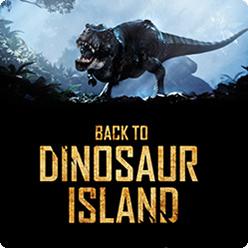 back to the dinosaur island