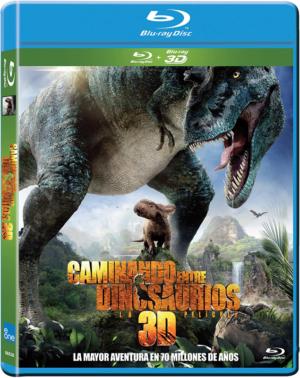 caminando entre dinosaurios la pelicula 3d blu ray