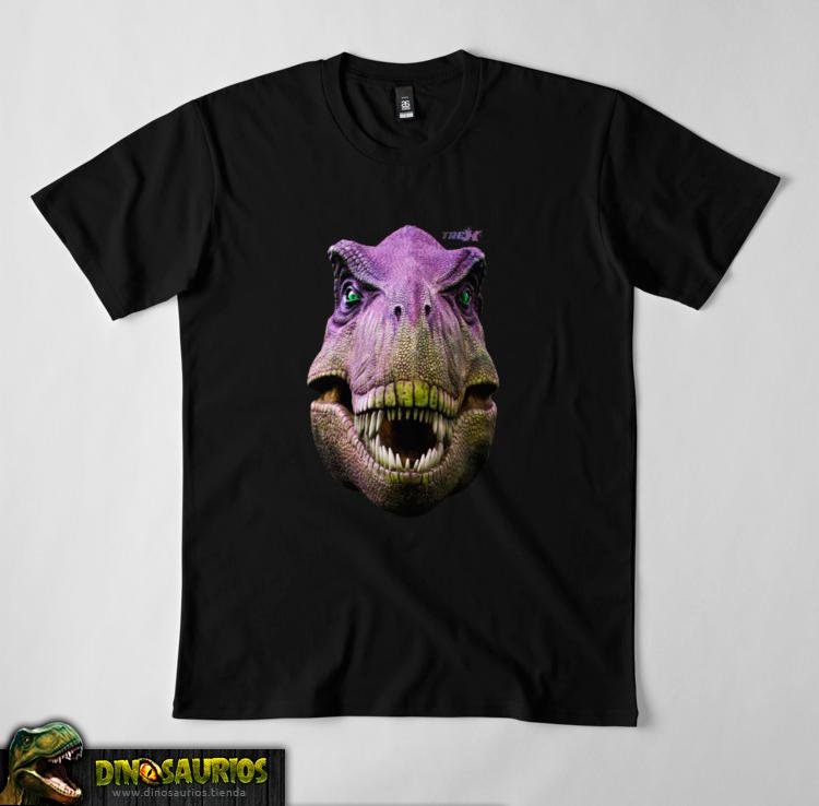 Camisetas con dinosaurios nuevas