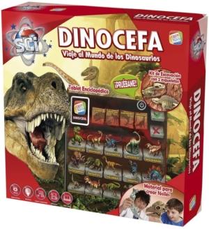 cefa toys juego educativo dinocefa 21736