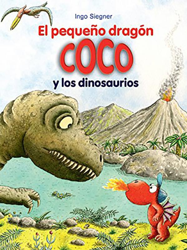 coco y los dinosaurios