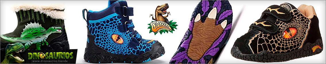 deportivas de dinosaurios dinosoles