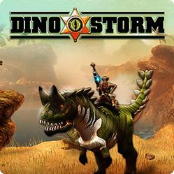 dino storm rpg juego gratis