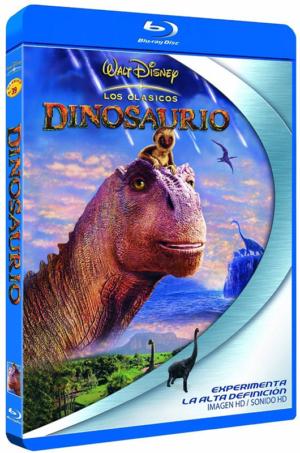dinosaurio blu ray