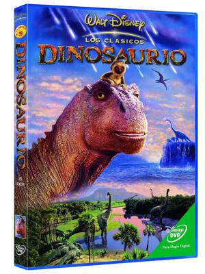 dinosaurio dvd