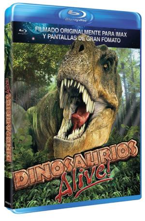 dinosaurios alive blu ray