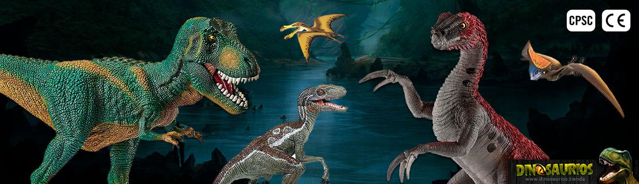 Dinosaurios PAPO Toys