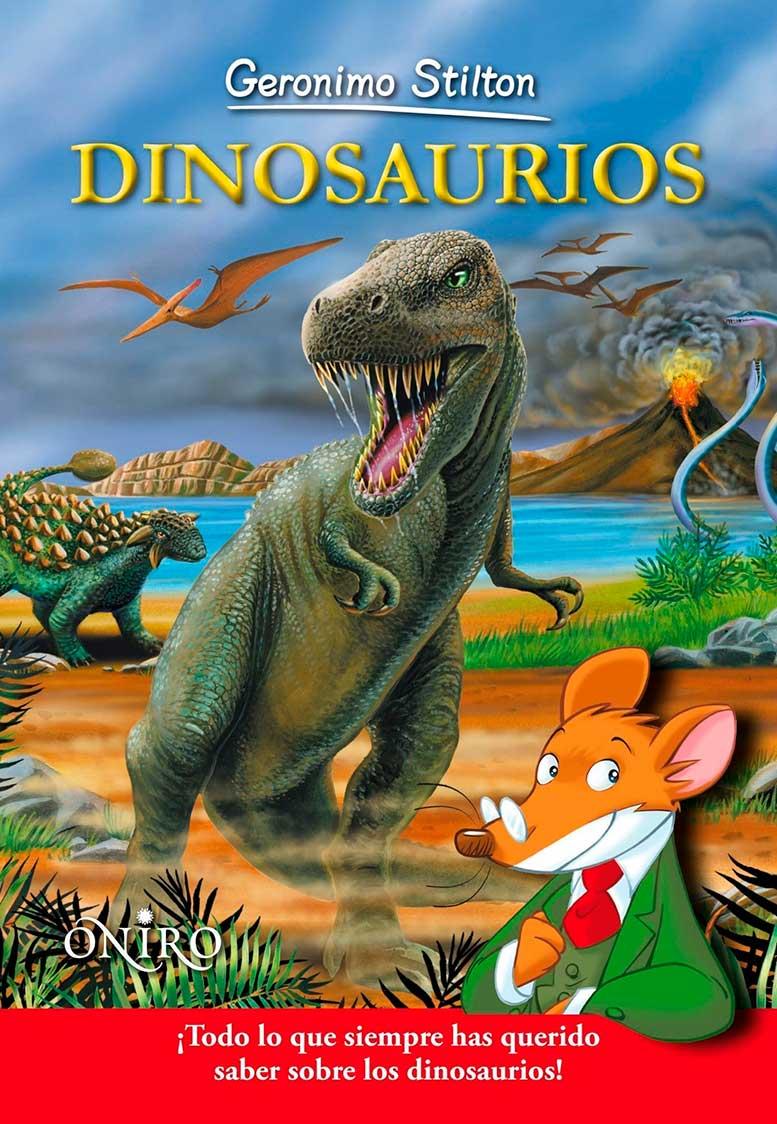 dinosaurios geronimo stilton