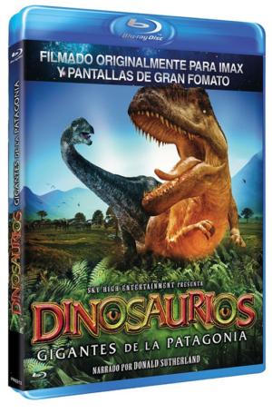 dinosaurios gigantes de la patagonia blu ray