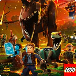 Dinosaurios Lego