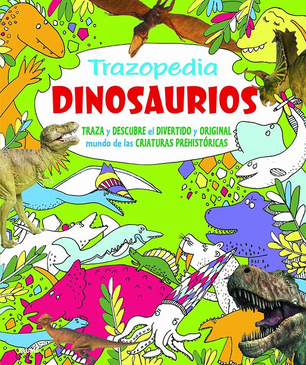 dinosaurios. trazopedia