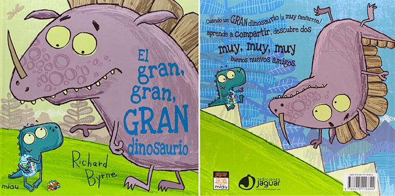 el gran gran gran dinosaurio miau