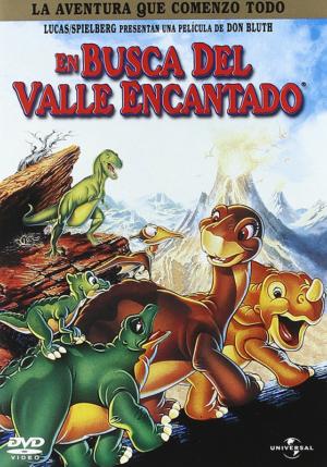 en busca del valle encantado i dvd