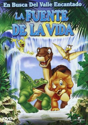 en busca del valle encantado iii la fuente de la vida dvd