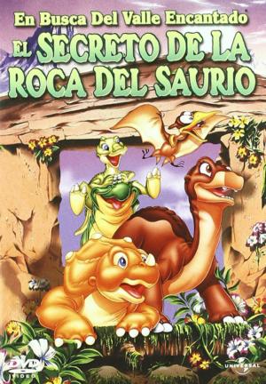 en busca del valle encantado vi el secreto de la roca del sauri dvd