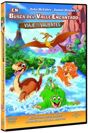 en busca del valle encantado viaje de los valientes dvd