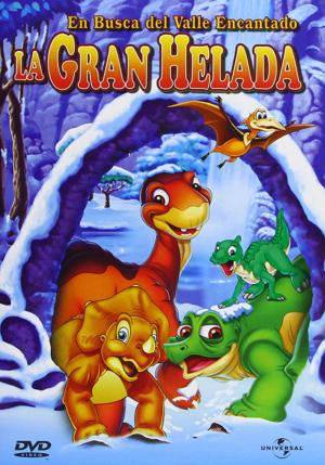 en busca del valle encantado viii la gran helada dvd