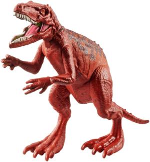 herrerasaurus de ataque mattel fvj89 jurassic world 2