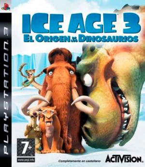 ice age 3 el origen de los dinosaurios ps3