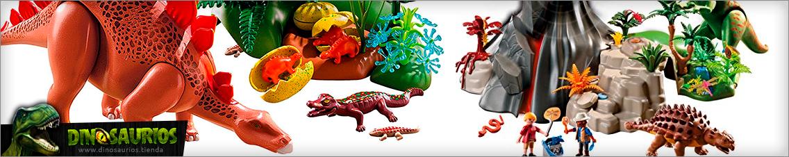 juguetes de dinosaurios Playmobil