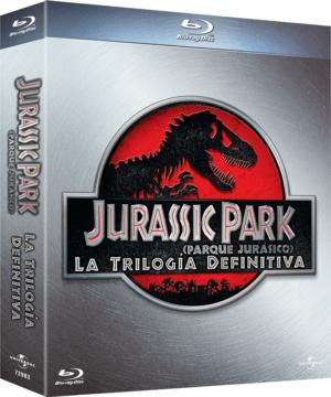 jurassic park la trilogia definitiva blu ray