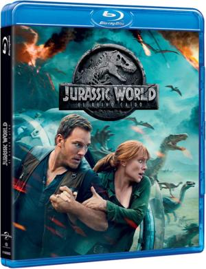 jurassic world 2 el reino caido blu ray