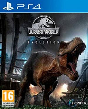 jurassic world evolution playstation