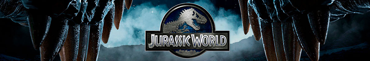 jurassic world merchandising
