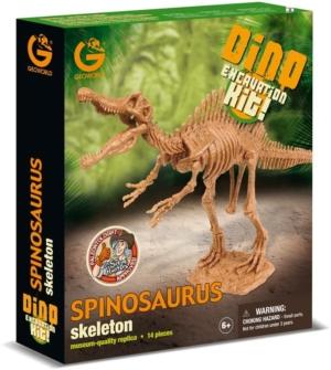 kit de excavacion geoworld spinosaurus