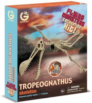 kit de excavacion monstruos voladores geoworld tropeognathus
