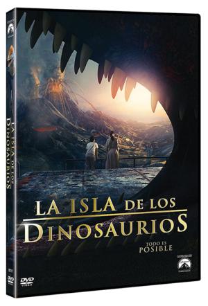 la isla de los dinosaurios dvd