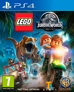lego jurassic world playstation