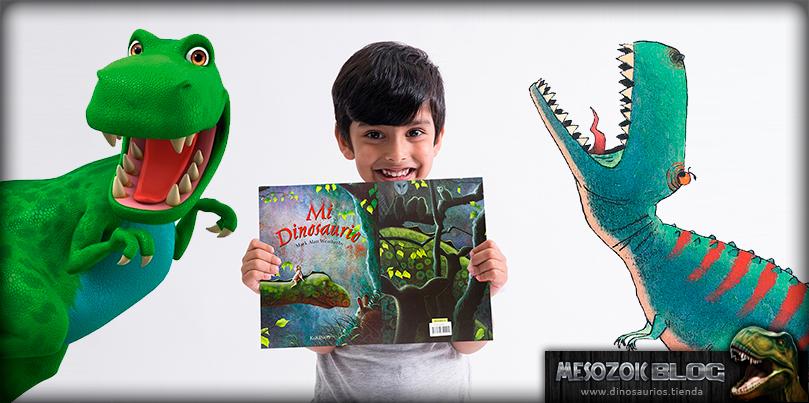 Libros de dinosaurios para niños de 8 a 12 años