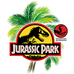 Merchandising jurassic park