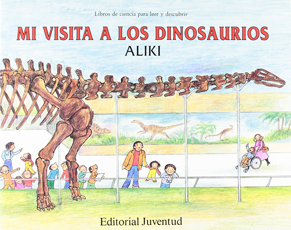 mi visita a los dinosaurios