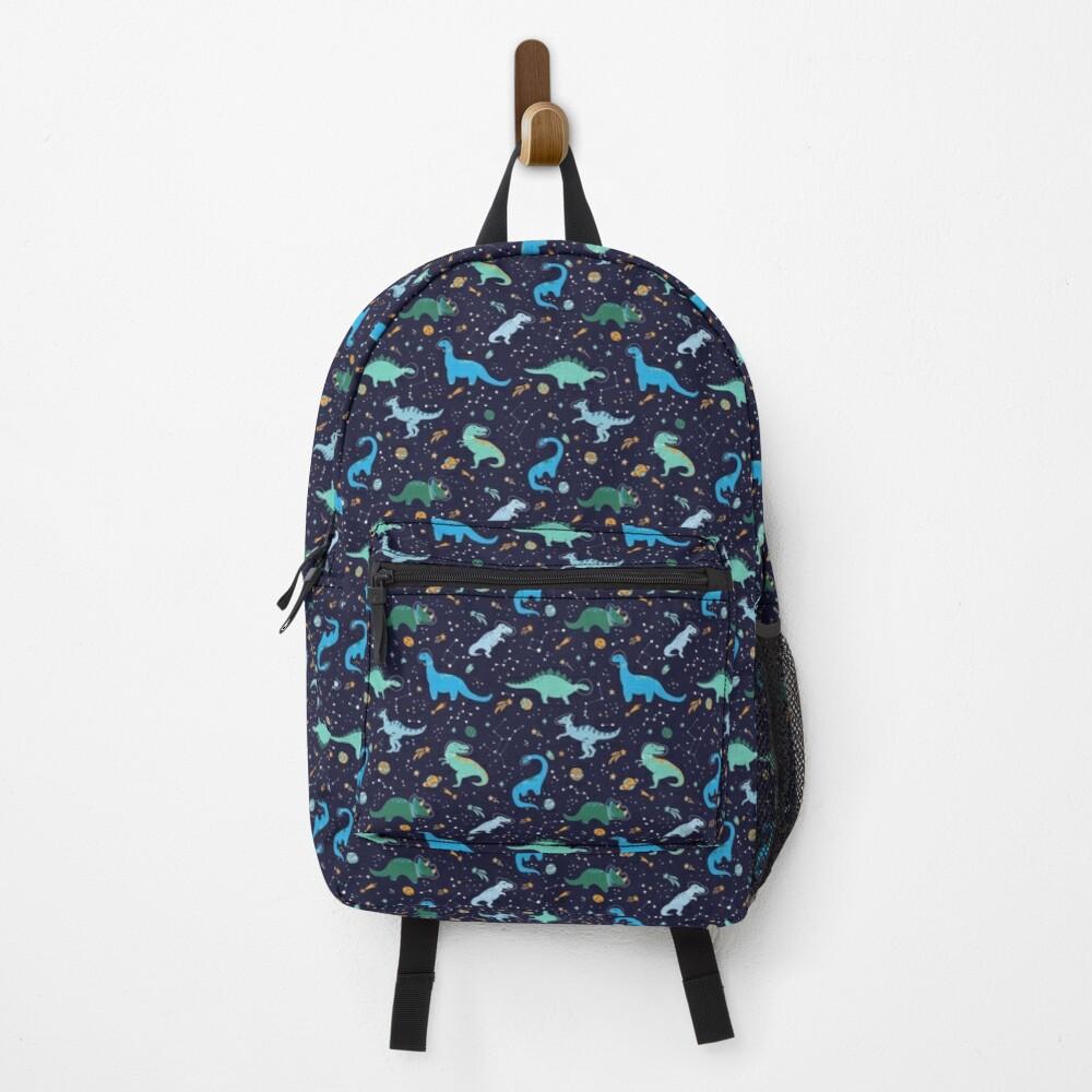 mochila dinosaurios espaciales 1