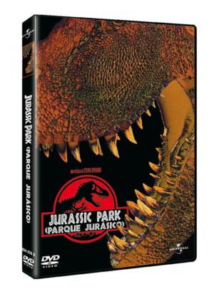 parque jurasico panoramico jurassic park dvd