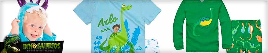 pijamas de dinosaurios