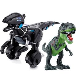 Robots dinosaurios