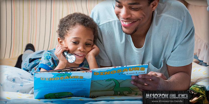 Seleccion de libros de dinosaurio para niños de preescolar
