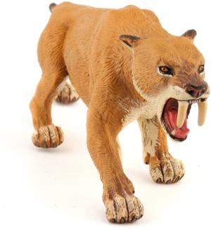 smilodon dientes de sable 5